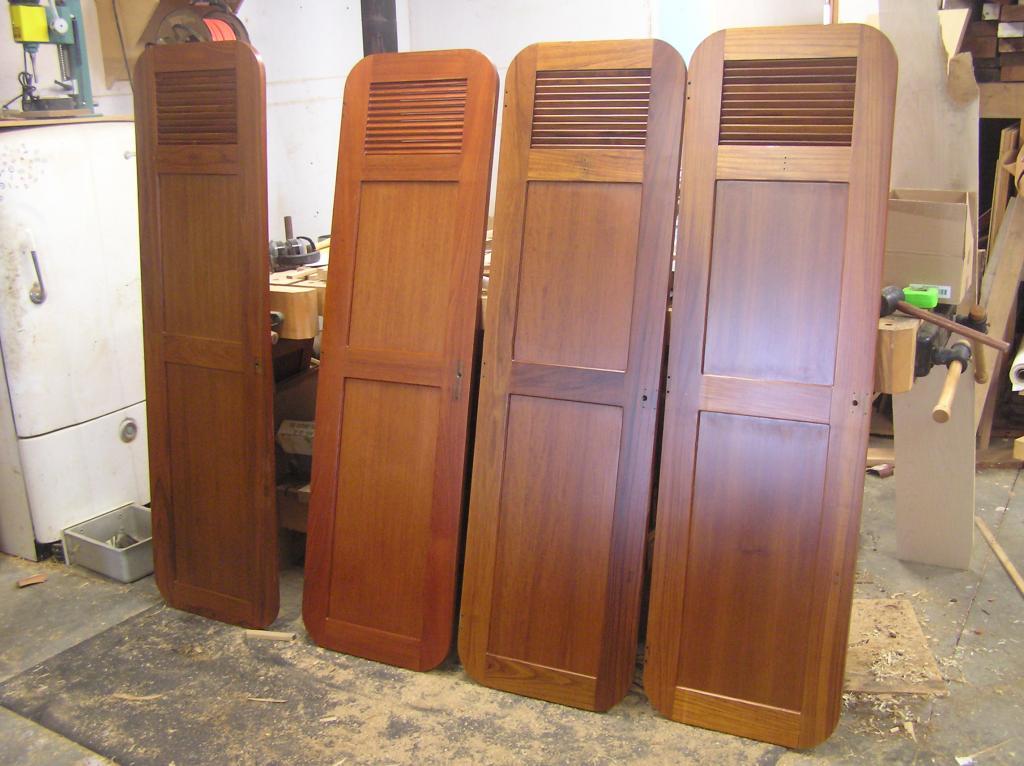 matt varnish for wood